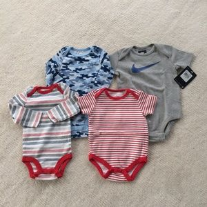 3 item lot koala baby Koalababy 1-piece boy clothes Body suit 6-9 months